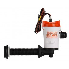 Pompe de vivier 800GPH-Serie 5
