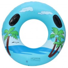 Bouée de natation bleu pour adulte